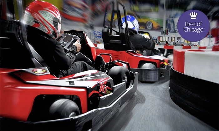 K1 Speed - Multiple Locations: $44 for a Racing Package with Four Races and Yearly Licenses at K1 Speed (Up to $91.96 Value)