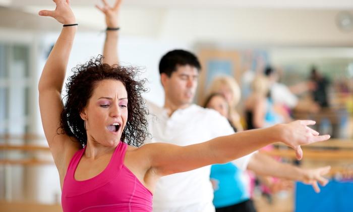 International Dance Studio - Glenvar Heights: 5 or 10 Ballroom-Fitness Classes at International Dance Studio (Up to 62% Off)