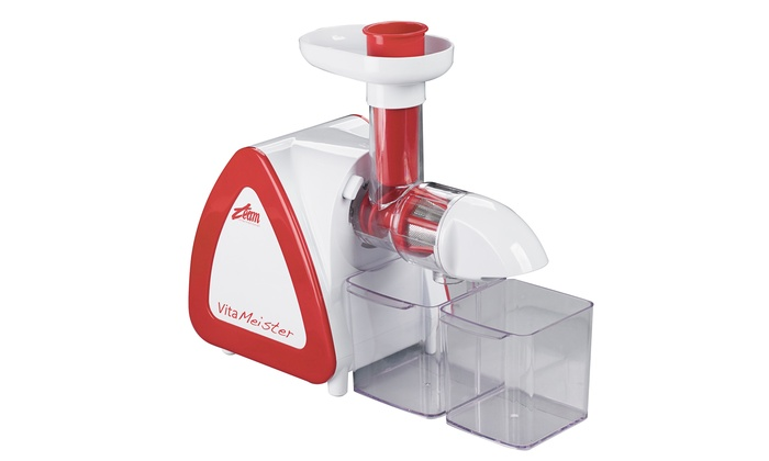vitaMeister Slow Juicer Groupon Goods