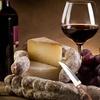 Degustazione vini più tagliere