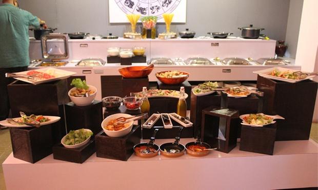 Amazing Buffet Lunch For 1 Person At Kung Fu Kitchen Gachibowli Download Free Architecture Designs Scobabritishbridgeorg