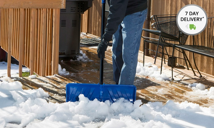Snow Joe Edge 2-in-1 Shovel and Ice Chopper: Snow Joe Edge 2-in-1 Snow Pusher and Ice Chopper. Free Shipping and Returns.