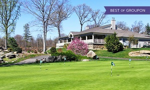 Oak Hills Park Golf Course: 18-Hole Round of Golf for Two or Four with Cart Rental at Oak Hills Park Golf Course (Up to 47% Off)