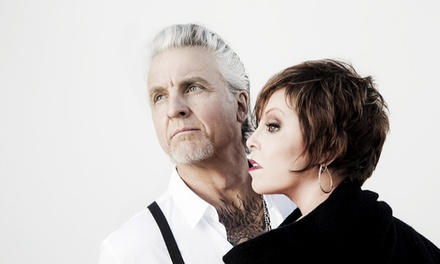 Pat Benatar & Neil Giraldo at Maine State Pier on Saturday, May 2, at 7 p.m. (Up to 51% Off)