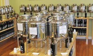 New England Olive Oil Company: $20 for $30 Worth of Olive Oil and Specialty Products at New England Olive Oil Company