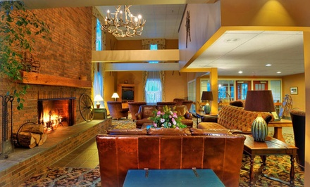 Stay at The Pointe Hotel at Castle Hill Resort and Spa in Ludlow, VT, with Dates into September.
