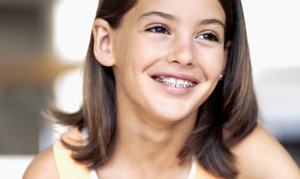 Dr. Stephen J. Breaud Orthodontics: $49 for an Exam and X-rays with Credit Toward Invisalign or Braces at Dr. Stephen J. Breaud Orthodontics ($500 Value)