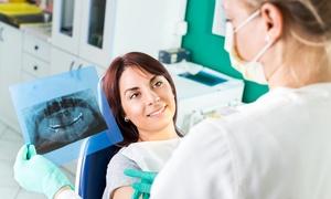 Poliambulatorio Zaccaria: Visita odontoiatrica con smacchiamento air flow e sbiancamento al plasma