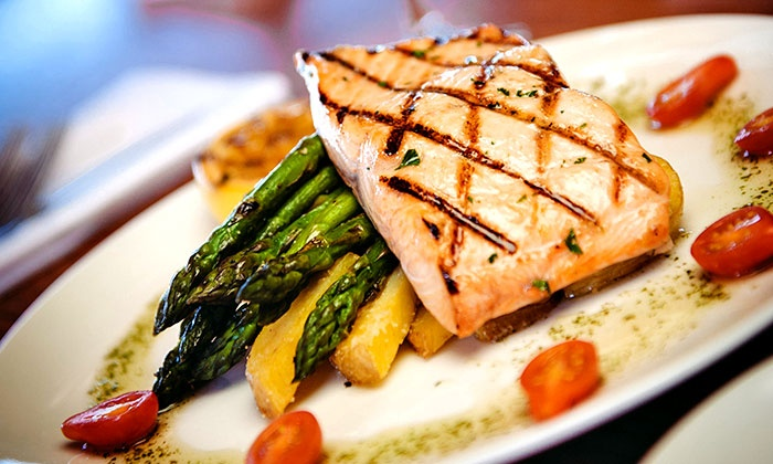 Kincaid's - Burlingame: Classic American Dinner at Kincaid's (Up to 30% Off)