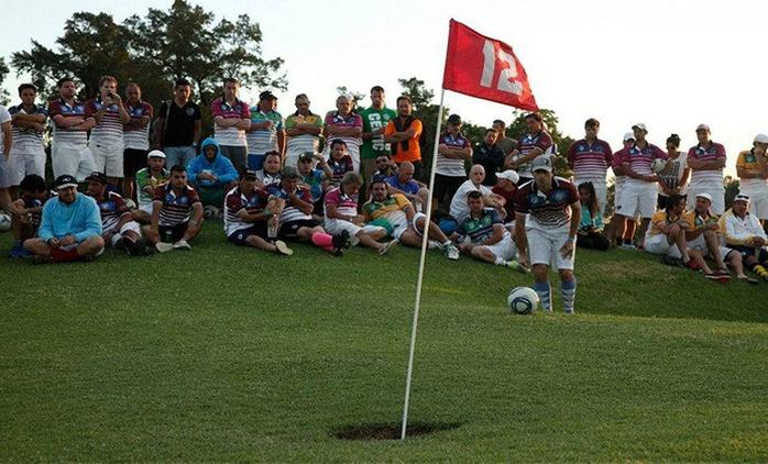 Desde $50 por experiencia de FootGolf para uno, dos o cuatro en Asociación Argentina de FootGolf