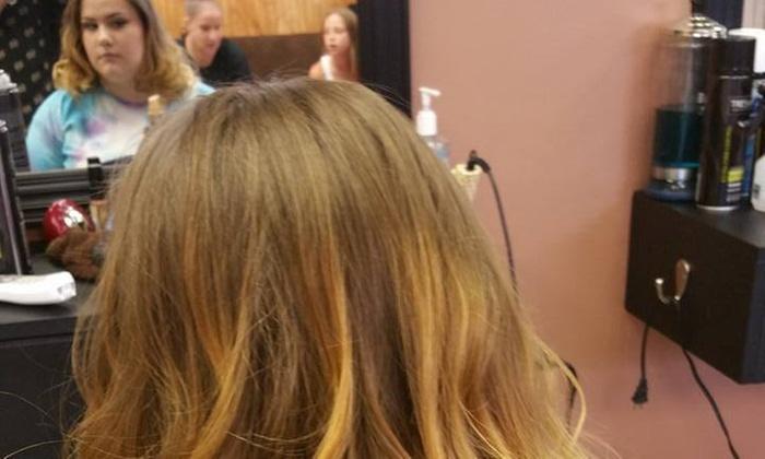 Maggie Mack's Hair Salon - Brockton: Haircut, Highlights, and Style from Maggie Mack's Hair Salon (30% Off)