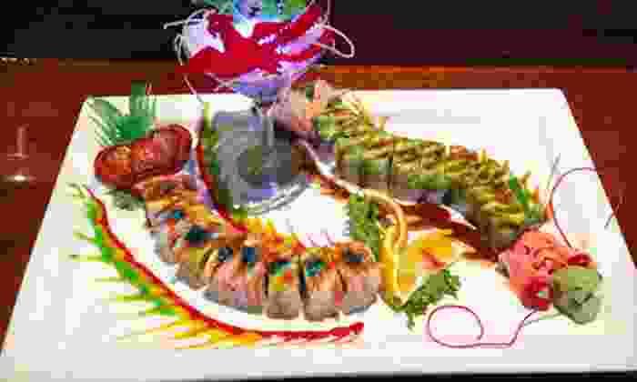 Fulin's Asian Cuisine Hendersonville - Hendersonville: $24 for $40 Worth of Chinese, Japanese, and Thai Food at Fulin's Asian Cuisine