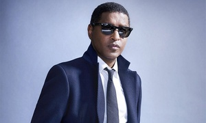 Babyface: Babyface with After 7 on Friday, February 12, at 8 p.m.