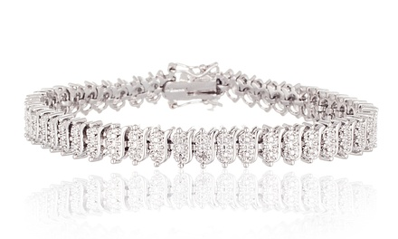 Diamond Accent Tennis Bracelet