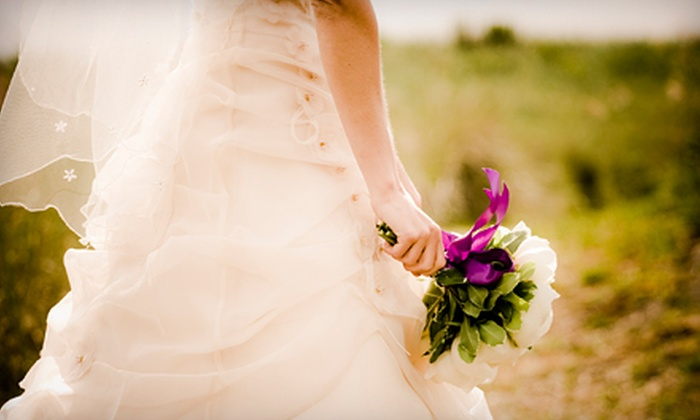 ABC Bridal - Westwood: Bridal-Gown Cleaning with Optional Boxing at ABC Bridal (Up to 68% Off)
