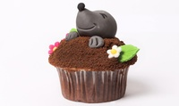 2,5 Std. Motiv-Cupcake-Workshop mit Fondant inkl. Getränke bei Was Das Herz Begehrt (50% sparen*)