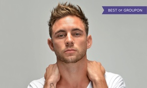 TONI&GUY Academy: 3, 5, or 10 Men's Haircuts at Toni&Guy Academy (Up to 58% Off)