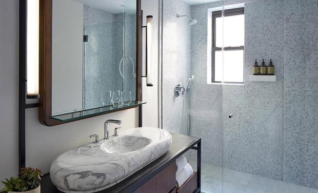 Bathroom Accessories New York City the james new york - nomad - new york, ny | groupon