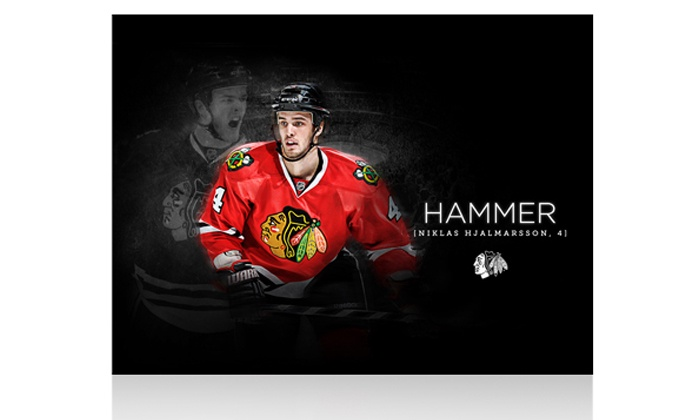 Sideline Marketing - Sideline Memorabilia Store: Meet & Greet w/Autograph or Photo-Op with Blackhawks Niklas Hjalmarsson from Sideline Marketing (Up to 45% Off)