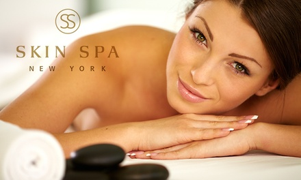 One or Three Swedish or Deep-Tissue Massages at Skin Spa New York (Up to 51% Off)