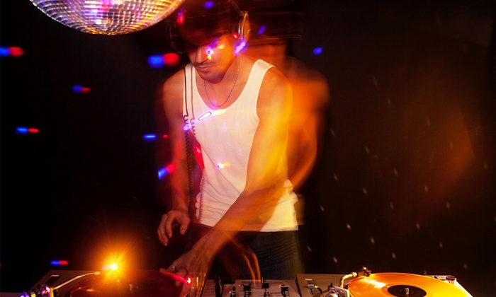 I.C.A.DJ Entertainment - San Antonio: Four Hours of DJ Services and Lighting from I.C.A.DJ Entertainment (45% Off)