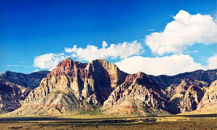 iflyElite.com - North Las Vegas Airport: $239 for a Helicopter Tour of Red Rock Canyon for Up to Three, Plus a Magic Show from iflyElite.com (Up to $565 Value)