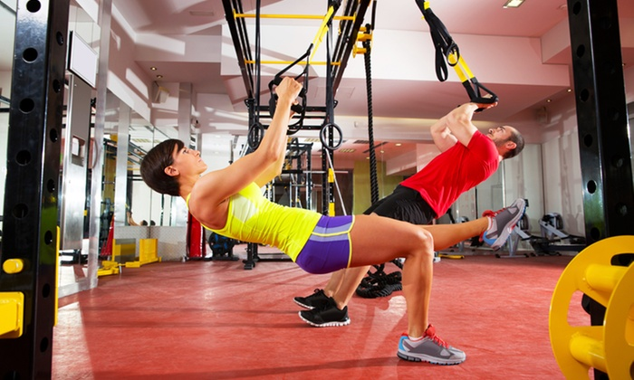 Invest In Your Body (IYB) - Corona, Queens: Five TRX and Fitness Classes for One or Two at Invest In Your Body (IYB) (Up to 63% Off)