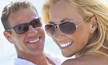 Bon achat valeur 100 € au prix de 9,90 € valable sur des lunettes solaires de grandes marques chez Optical