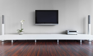Best Deal in Town: TV Wall Mount or Electronics at Best Deal in Town (Up to 58% Off). Four Options Available.