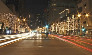 Second City Tours: One, Two, or Four Tickets to the Christmas Crawl from Second City Tours (Up to 61% Off)