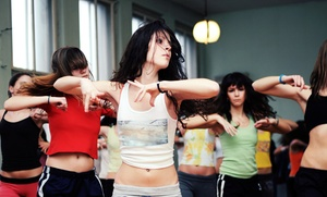 Rock Boxing Academy Inc: 10 or 20 Zumba Classes at Rock Boxing Academy Inc (Up to 81% Off)