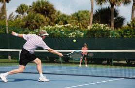 Flanagan/Mutimer Tennis Academy: Up to 55% Off Tennis Lessons at Flanagan/Mutimer Tennis Academy