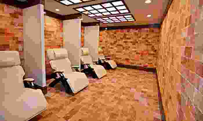 Ariasalt Salt Therapy Center - Fort Worth: 1, 5, or 10 Salt-Therapy Sessions at Ariasalt Salt Therapy Center (Up to 73% Off)