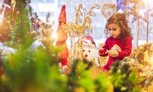 Vitamin C Communications: Admission to Christmas in the Village from Vitamin C Communications (Up to 54% Off). Three Options Available.