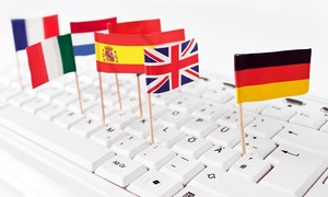 Online Trainers: Choice of Intermediate Language Course with Online Trainers (Up to 97% Off)