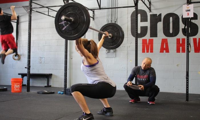 CrossFit Mahwah - Mahwah: Four Weeks of Fitness and Conditioning Classes at CrossFit Mahwah (50% Off)
