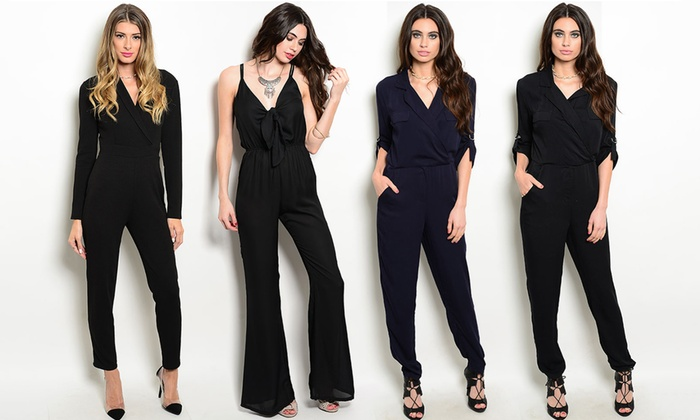 963cab333c9e Women s Day-To-Night Jumpsuits