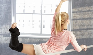 Dance Fusion Studios: Up to 54% Off Dance Classes at Dance Fusion Studios