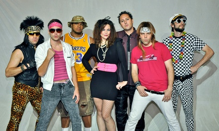 Totally Bitchin' 80's Halloween Featuring The Legwarmers for Two on Friday, October 24, at 9 p.m. (Up to 50% Off)