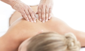 Val El Salon and Spa: 60-Minute Hot-Stone Massage, Anti-Aging Collagen Facial, or Both at Val El Salon and Spa (Up to 70% Off)