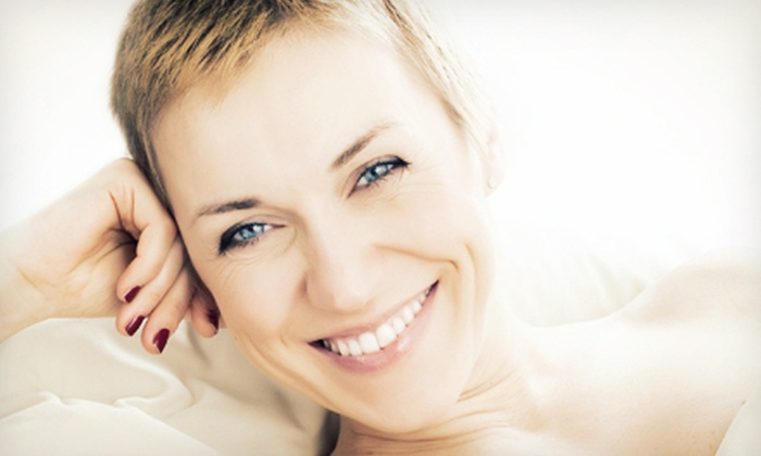 Reviance Plastic Surgery - Winchester: Ultherapy Nonsurgical Facelifts at Réviance Plastic Surgery (Up to 68% Off). Four Options Available.