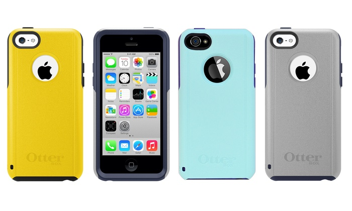 Otterbox Commuter Series Cases for iPhone 5c: Otterbox Commuter Series Case for iPhone 5c