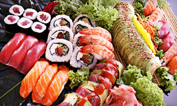 Lemon Grass Thai Cuisine & Sushi Bar - Knoxville: $8 for $16 Worth of Thai Cuisine and Sushi at Lemon Grass Thai Cuisine & Sushi Bar