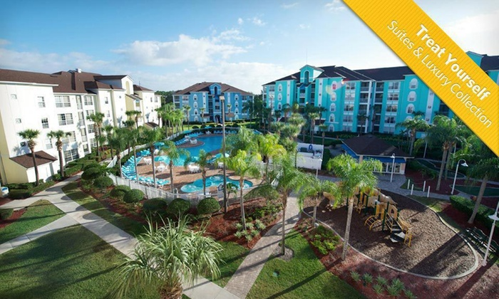 Grande Villas Resort - Cypress Pointe Resort: Three- or Four-Night Stay in a One- or Two-Bedroom Villa at Grande Villas Resort in Orlando