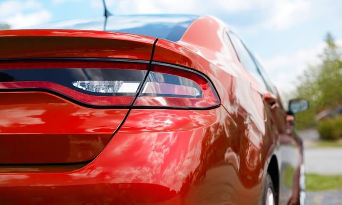 Capitol Auto Body Inc. - Santa Clara: $343 for $686 Worth of Auto Painting — Capitol Auto Body Inc