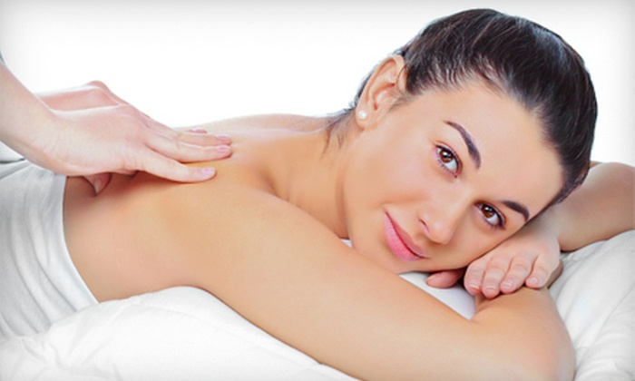 Jin Healing For Women - Multiple Locations: 60- or 90-Minute Women's Full-Body Massage at Jin Healing For Women (Up to 60% Off)