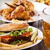 Up to 56% Off at Sacramento Bulls Restaurant & Bar