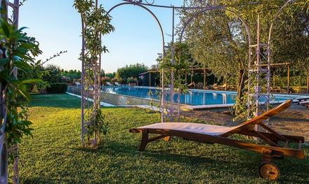Toscana 4*L: 1 notte con cena stellata Michelin e terme Villa il Patriarca