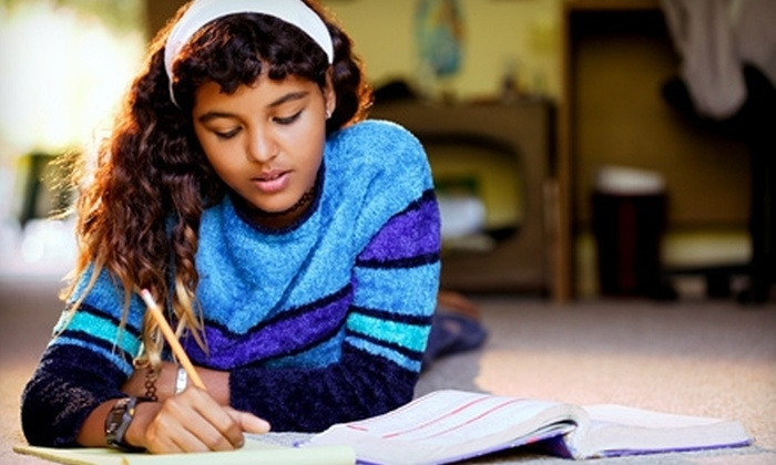 Huntington Learning Centers - Multiple Locations: Test-Prep or Basic Tutoring Package at Hunting Learning Centers (Up to 75% Off)