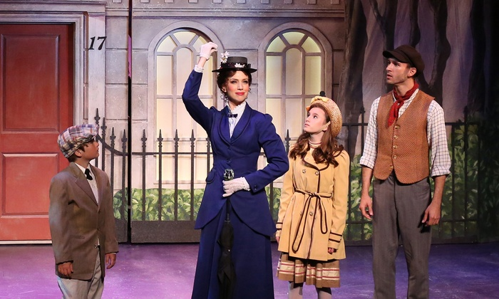 "The Music Hall - The Music Hall: ""Mary Poppins"" at The Music Hall on December 10 or 11 (Up to 47% Off)"